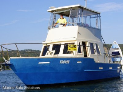 Build A Boat Company Flybridge