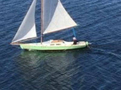 Custom Classic Timber Yacht