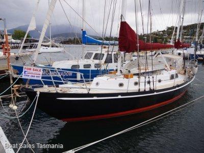 """""""Kristina"""" (Custom) Offshore Cruising Yacht."""