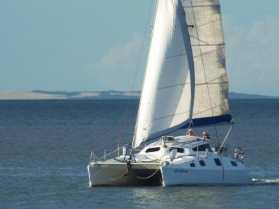 Peter Kerr Dragon 9.5 Catamaran