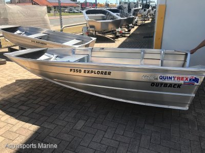 Quintrex 350 Outback Explorer