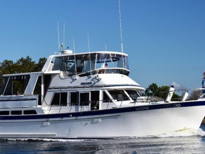 Sea Ranger 46 Flybridge Cruiser Sundeck -Half share