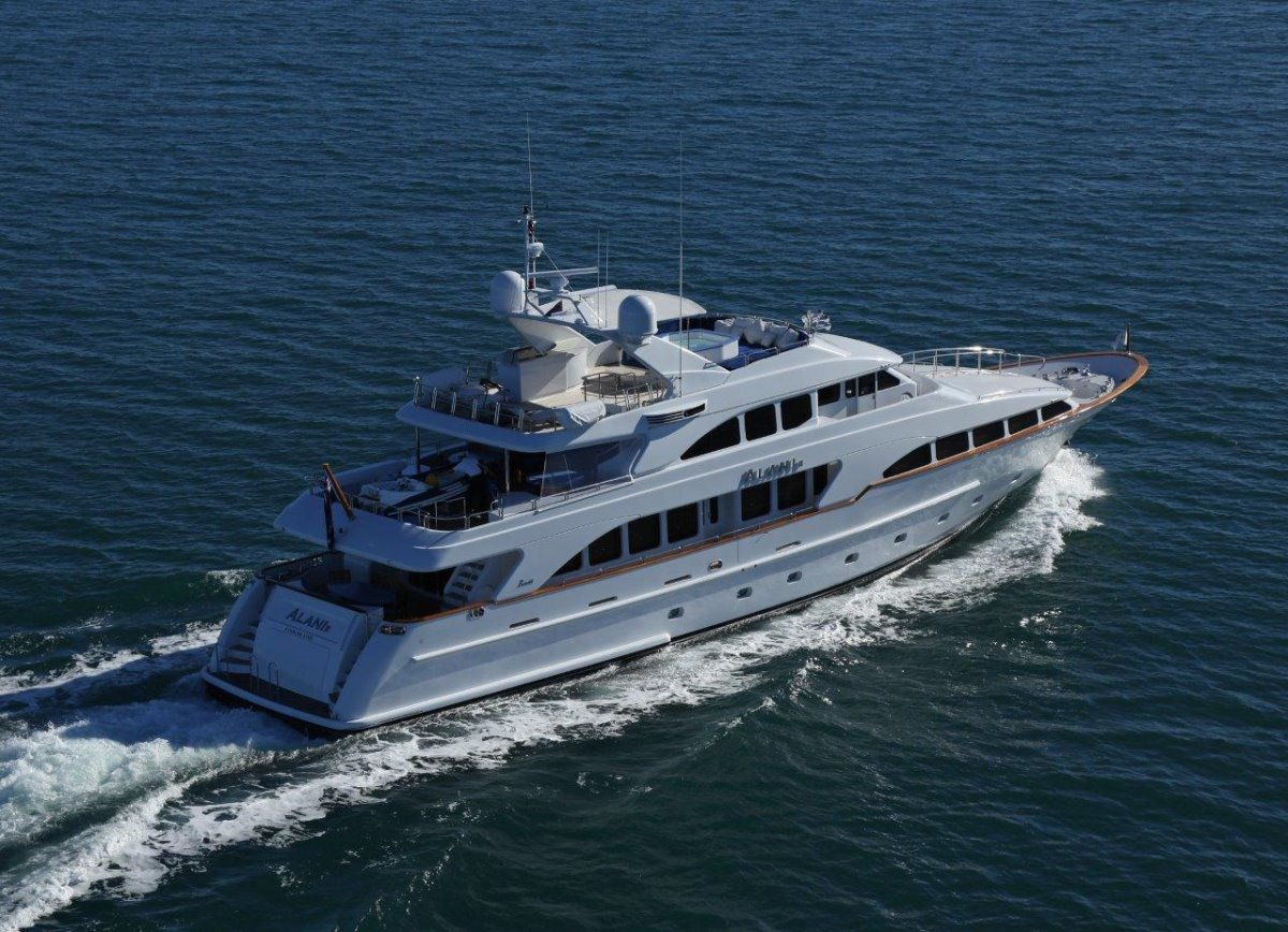 Benetti Classic 120 MY 115' Motor Yacht