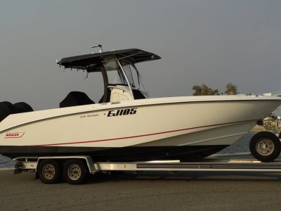 Boston Whaler 270 Outrage 2008 THE OFFSHORE FISHING MACHINE !!