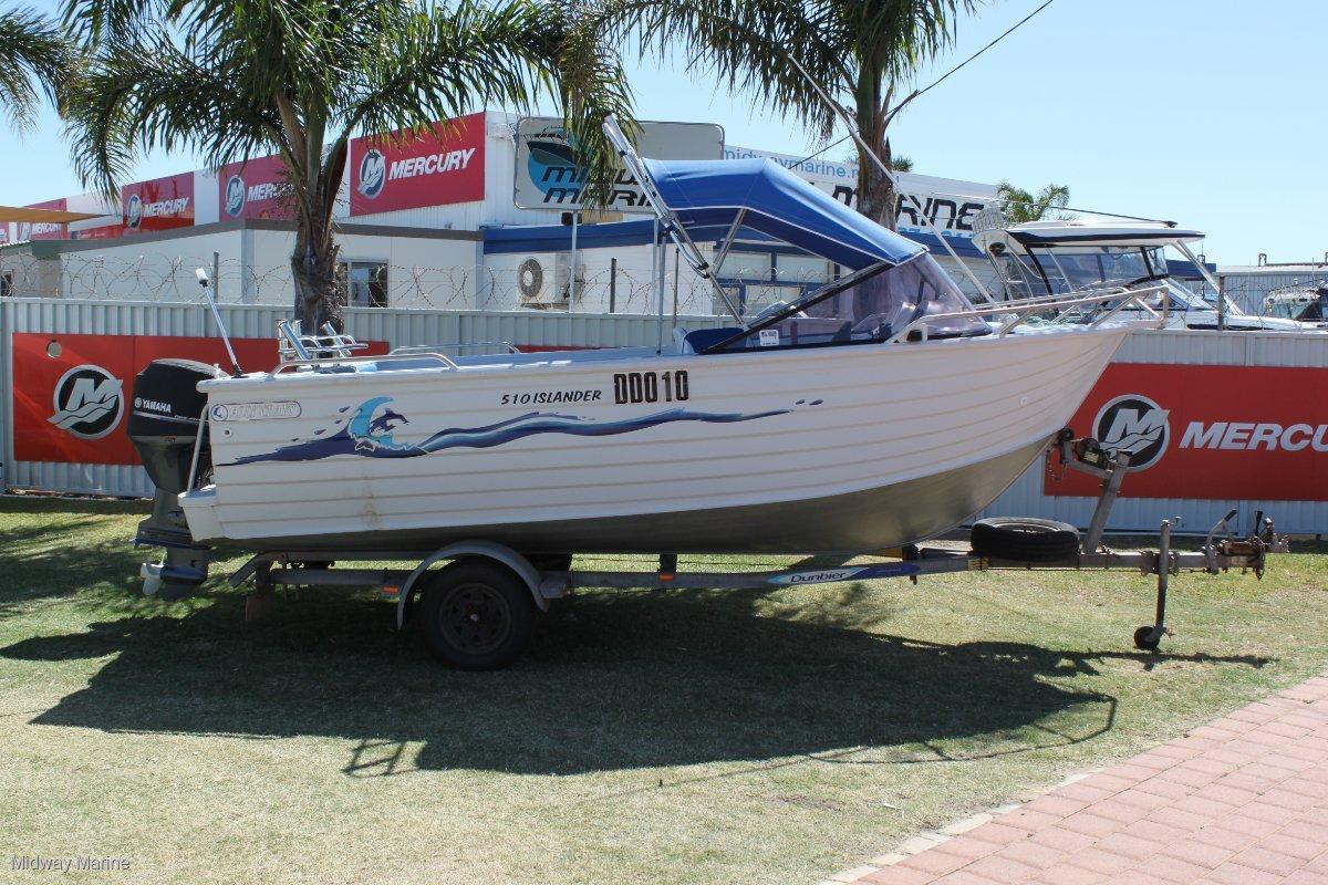 Ally Craft 5.10 Islander Runabout (new price $19,995.00!!!!!)