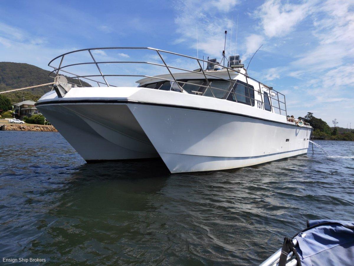 Commercial Catamaran