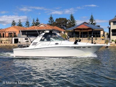 Sea Ray 375 Amberjack *** TWIN CAT DIESELS ON SHAFTS *** $159000 ***