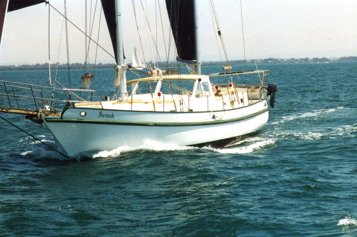 Spray 45 Liveaboard ocean cruiser:Arnak, a unique opportunity