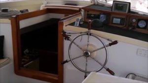 Spray 45 Liveaboard ocean cruiser