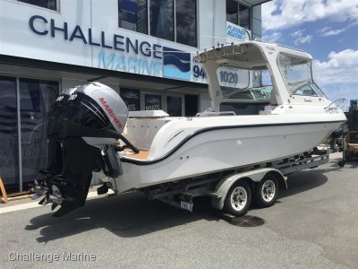 Commodore Abrolhos 8000 Twin L6 200hp 4st****UNDER OFFER***