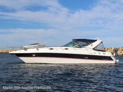 Mustang 4200 Sportscruiser with twin Volvo 8.1L GXI's