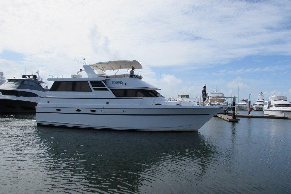 Avanti 50 Motor Yacht