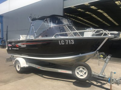 Stacer 519 Sea Master Powered with 115HP E-Tec $26250.00