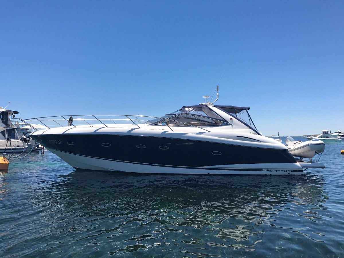 Sunseeker Portofino 46 - Share with Boat Equity