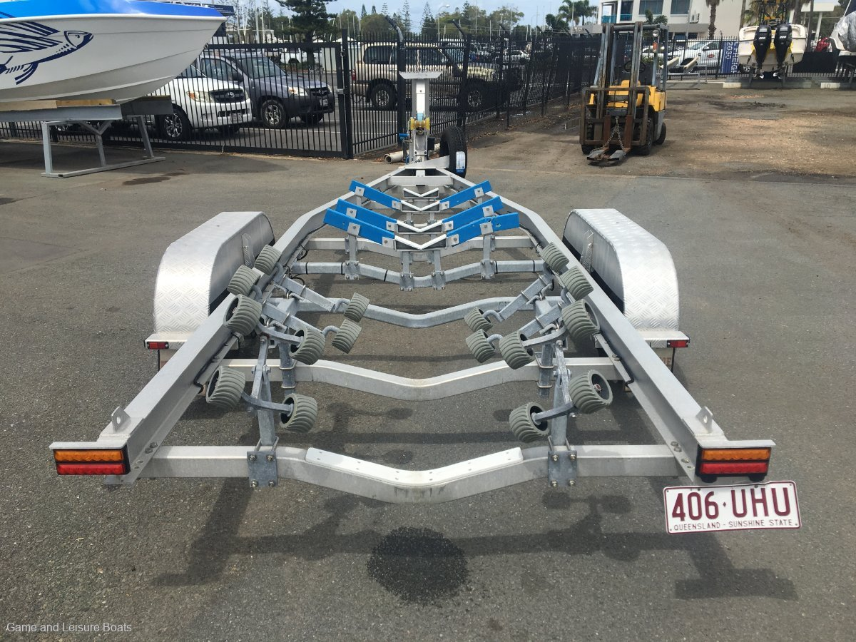 2013 TRANSTYLE TRAILER FOR SALE
