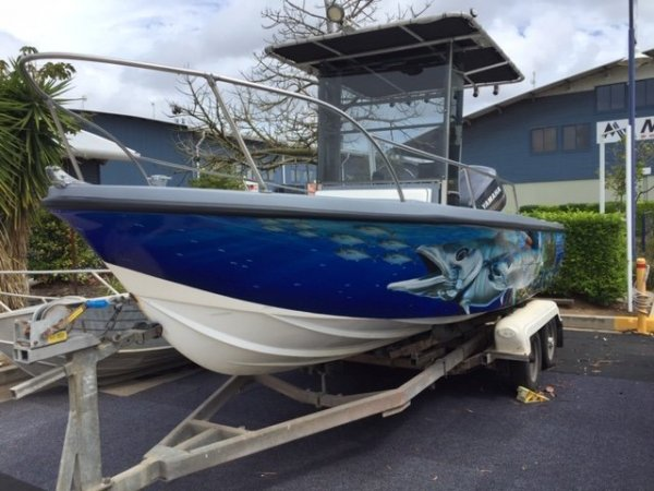 Caribbean 21 Ultimate Offshore Fishing at only
