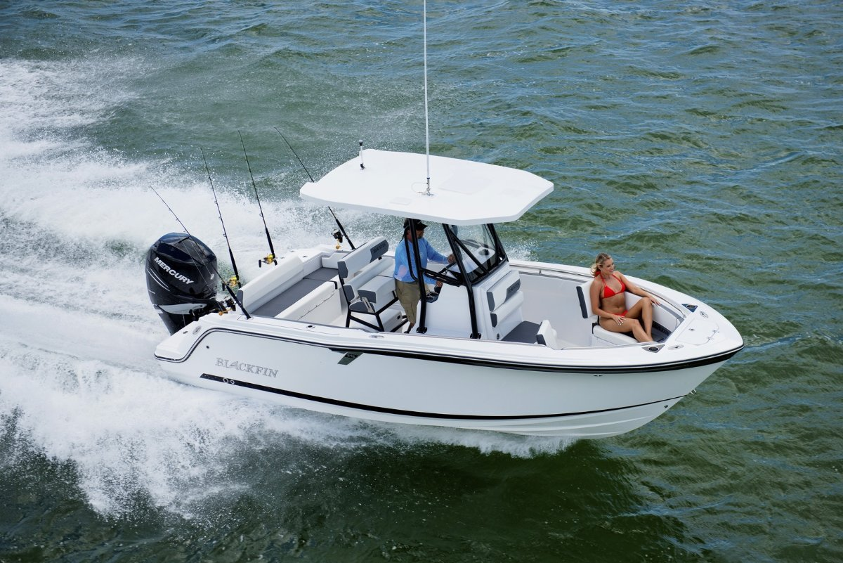Blackfin 212CC WITH ALL STANDARD INCLUSIONS