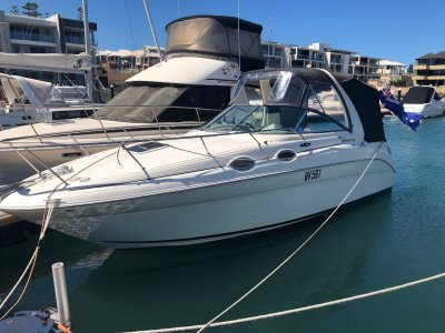 Sea Ray 275 Sundancer 2003 Cruiser low hours