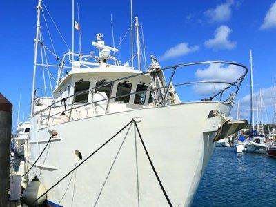 Cape Horn OFFSHORE TRAWLER 55