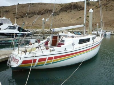 Austral 30 Fixed keel- Click for more info...