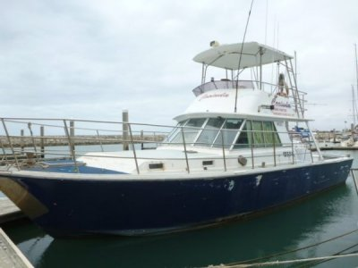 Randell 42 Flybridge- Click for more info...