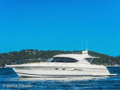 "Riviera 5000 Sport Yacht ""Low, Low, Hours!!"""