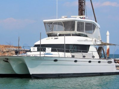 Catana 45 PC Owners Version