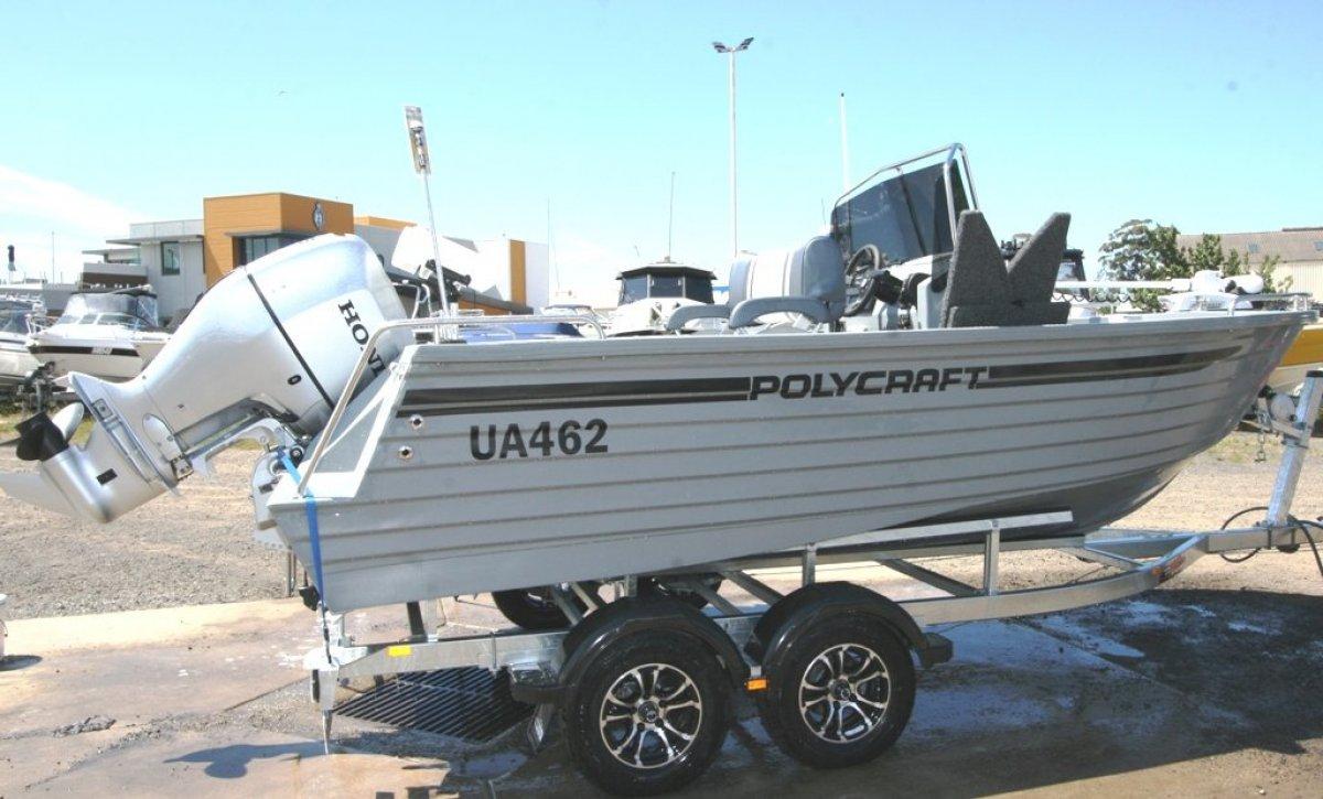 Polycraft 5.30 Warrior Centre Console Warrior