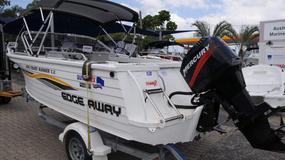 Quintrex 480 Coast Runner