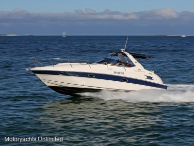 Bavaria 330 Sport - Great accommodation and stability