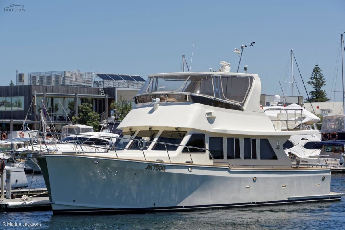 Clipper Cordova 52 Boat Brokers of Tasmania