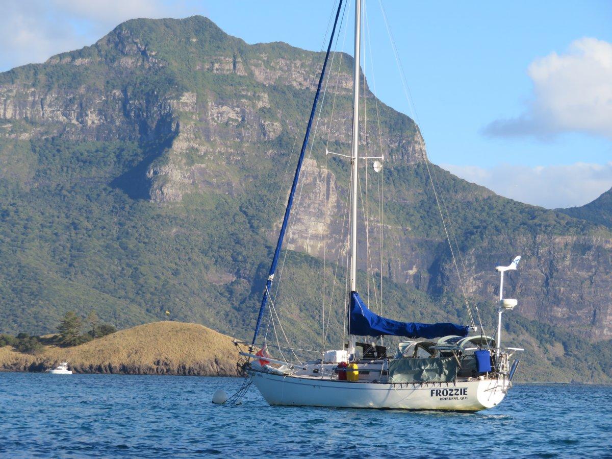Nor'West 33 Bluewater Cruising Yacht
