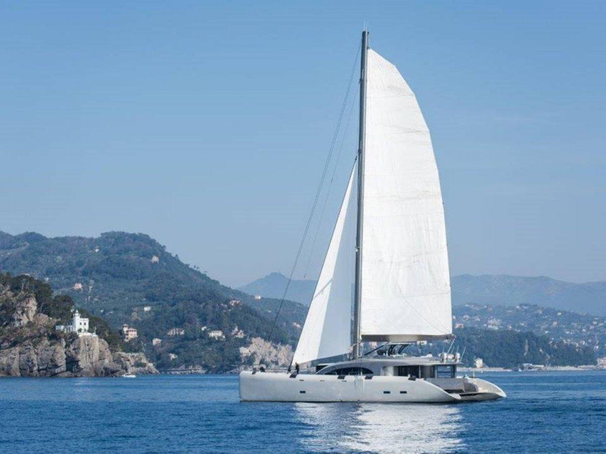 Magic Yachts 98 Sailing Catamaran