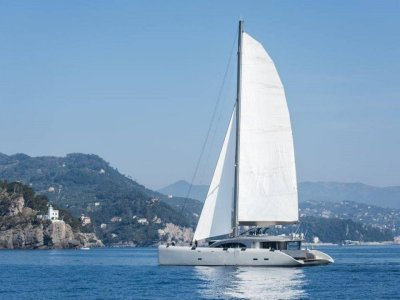 Magic Yachts 98 Sailing Catamaran