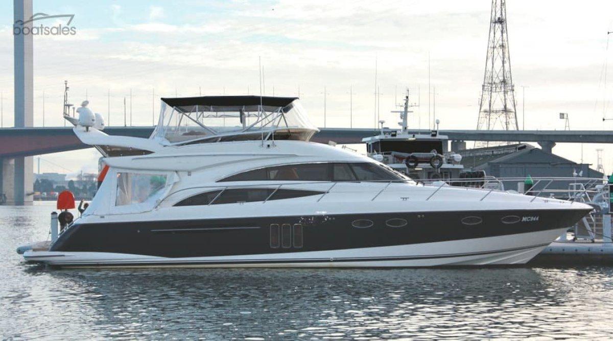 Princess 58 Luxury Motor Yacht