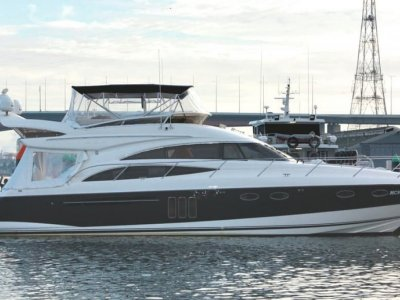 Princess 58 Luxury Motor Yacht