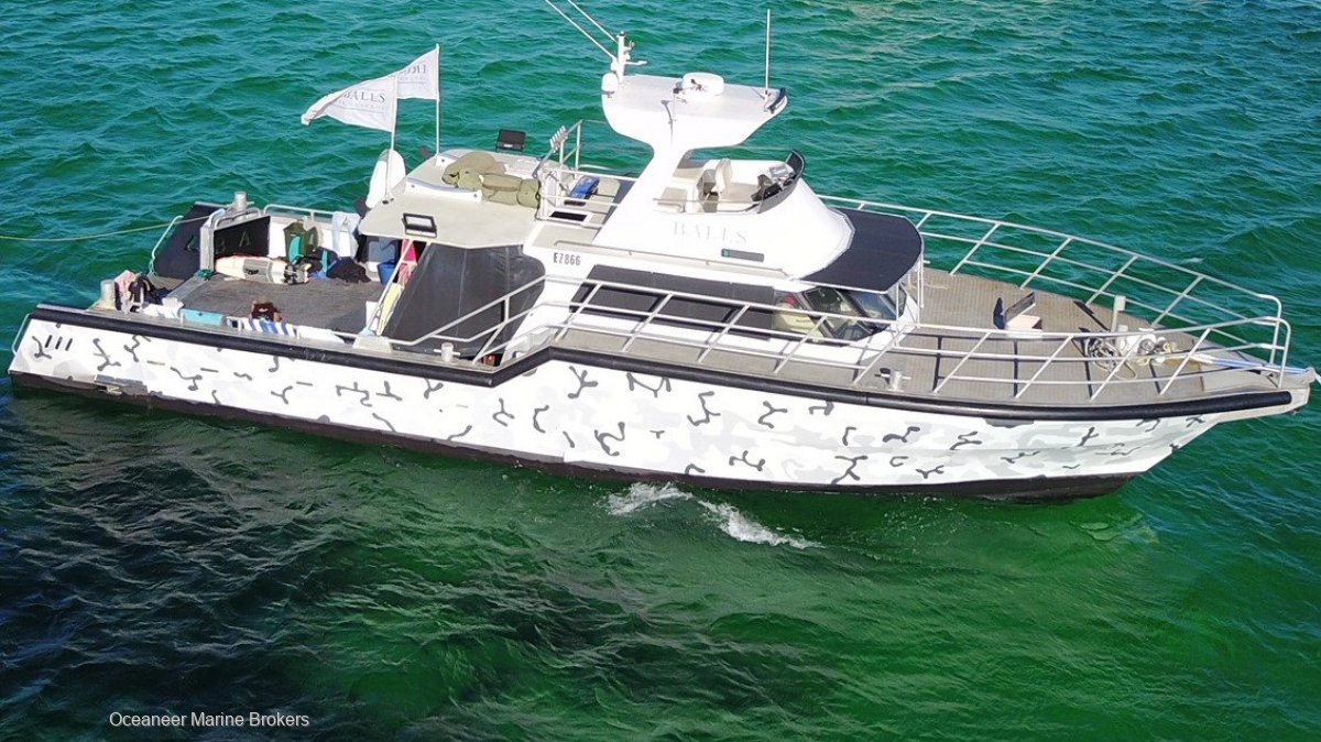 Image Charter Dive Boat - MUST BE SOLD!!! HUGE PRICE REDUCTION!!!