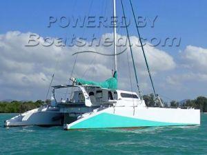 Custom 13.5 m Fast Cruising Pod Cat