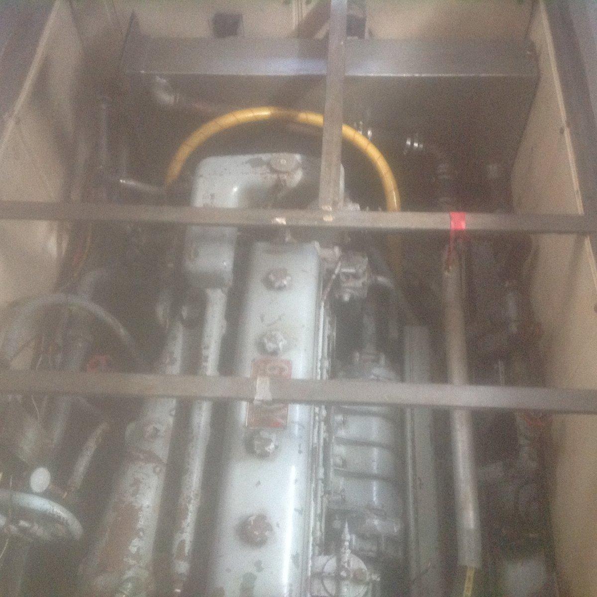 John Pugh Motor Sailer 57ft steel motorsailer