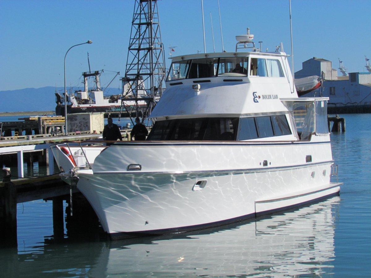 Lidgard 56 Charter Vessel