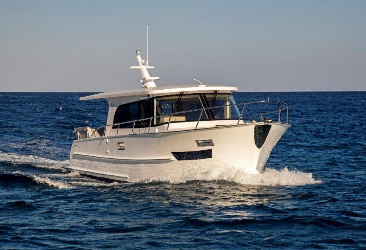 Clipper Hudson Bay 350
