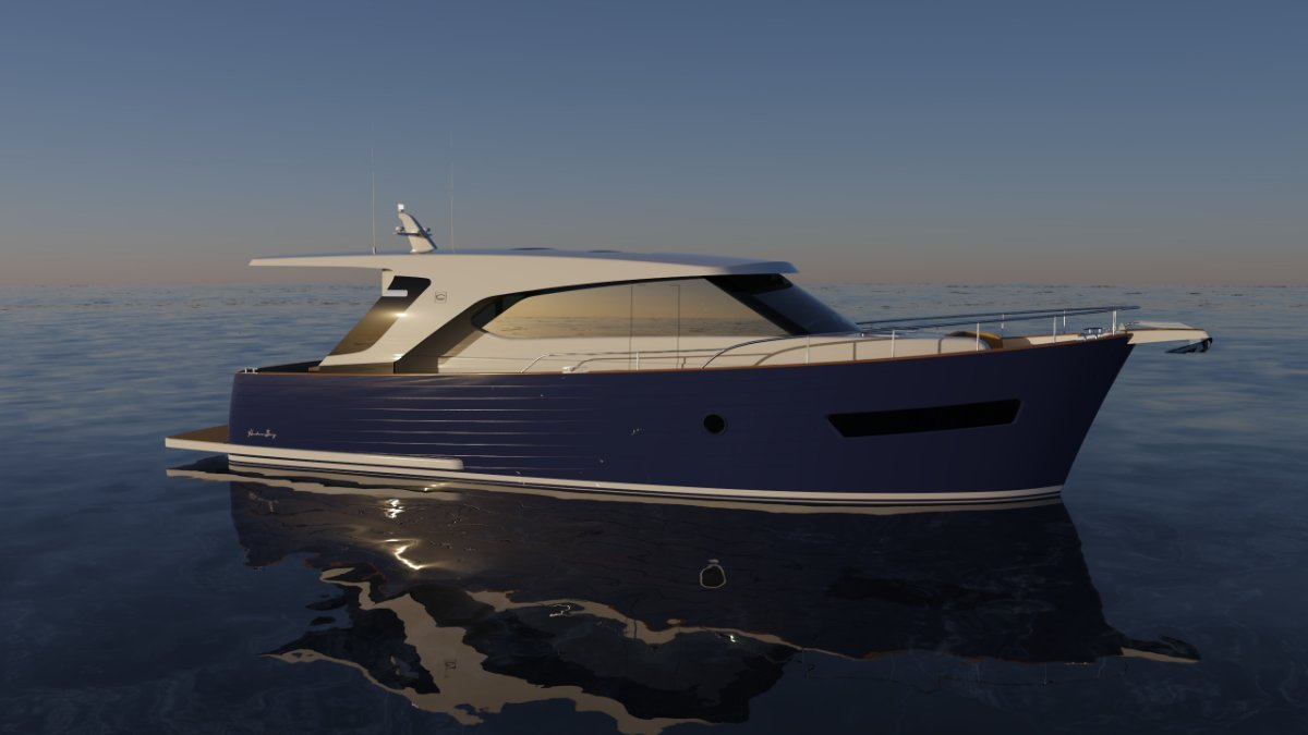 New Clipper Hudson Bay 350