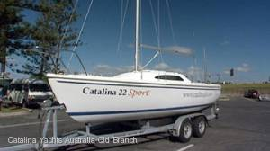 New Catalina 22 Sport: Sailing Boats | Boats Online for Sale | Grp