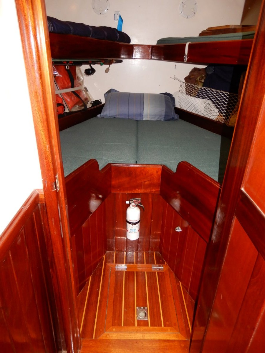 Bruce Roberts 58ft Pilothouse Ketch QUALITY THROUGHOUT, SERIOUS OFFSHORE CRUISER