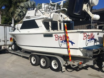 Black Watch 26 Flybridge - Motivated Vendor wants it SOLD!