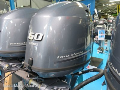 60HP yamaha 4 stroke