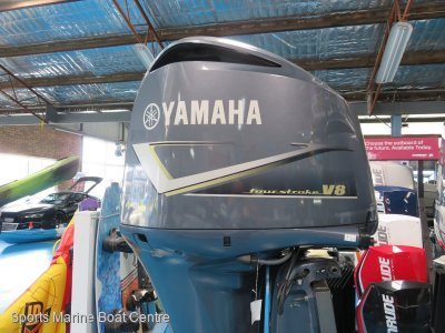 350 & 425 V8 YAMAHA
