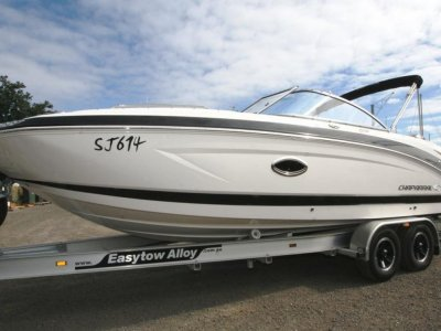 Chaparral 250 Suncoast Deluxe