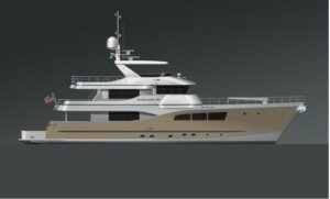 100ft Expedition Motor Yacht