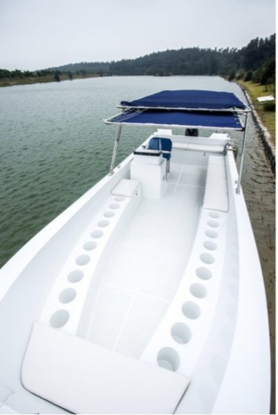 28ft Dive Boat